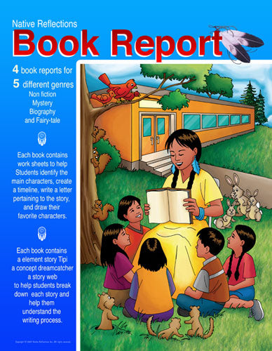Book Report Workbook