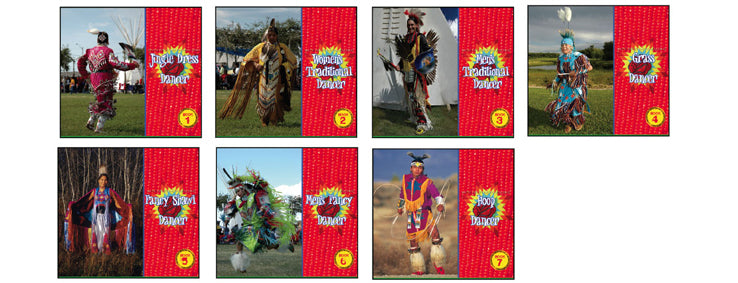 Powwow Dancer Book Set