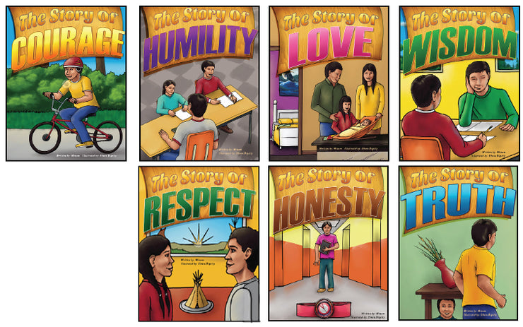 Seven Teachings Book Set