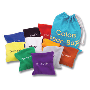 Bean Bags: Colors