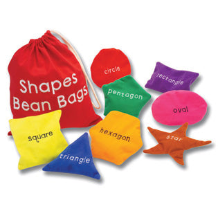 Bean Bags: Shapes