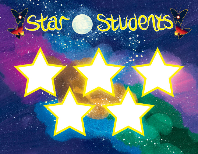 Classroom Helpers - Star Students