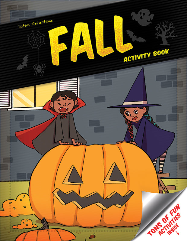 Little Sister Activity Book (Fall)