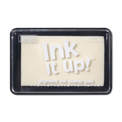 Pigment Ink Stamp Pad - Clear Embossing