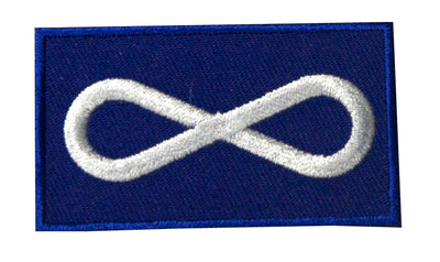 Metis Flag Patch