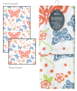Hand and Face Towel Spa Set