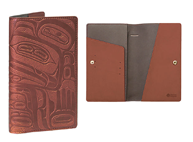 Travel Wallet - Brown