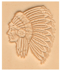 Leather Stamps - Chief