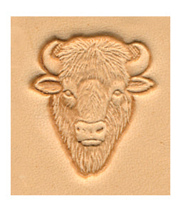 Leather Stamps - Bison Head