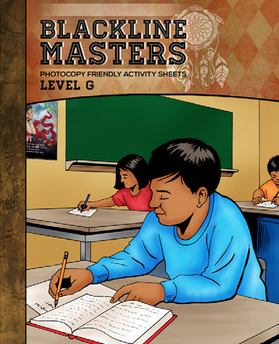 Blackline Master Book for Level G