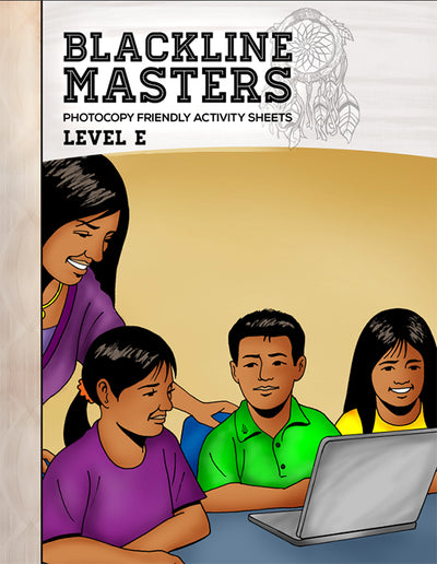Blackline Master Book For Level I