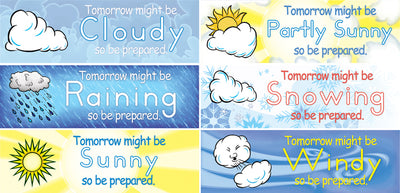 Today and Tomorrow's Weather