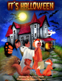 It's Halloween Story Book