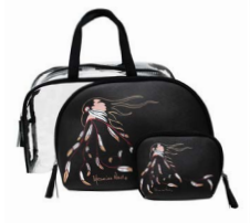 Eagle's Gift Cosmetic Bag Set