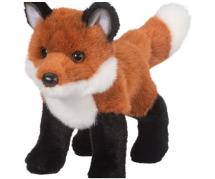 Bushy Fox
