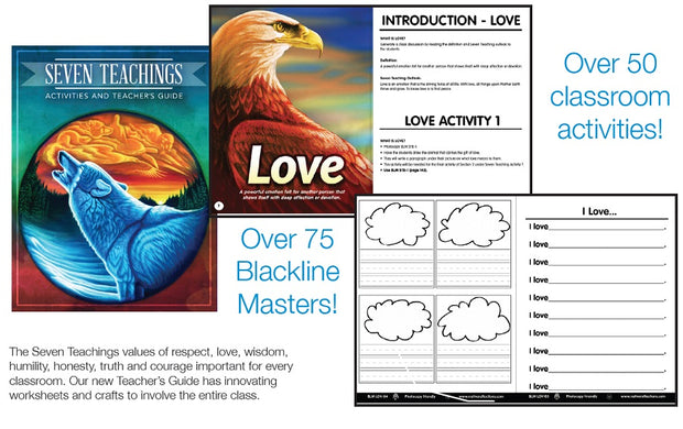 Seven Teachings Activities & Teacher's Guide