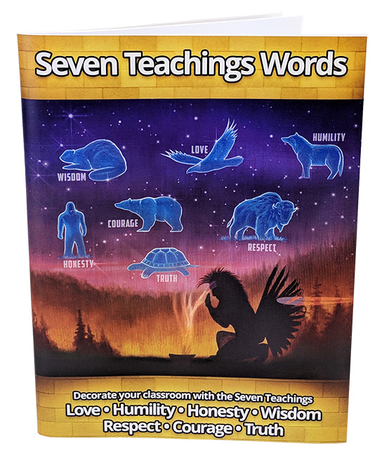 Seven Teachings Words