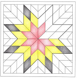 Create Your Own Star Blanket Pattern