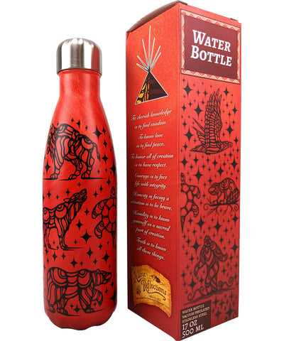 Water Bottle (Red)