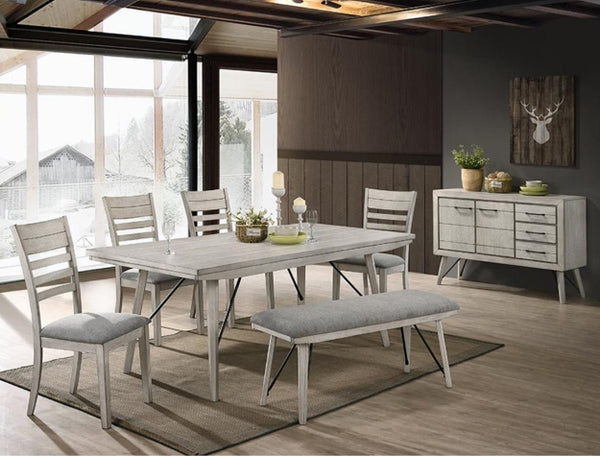 White Sands Dining Room Set - Best Discount