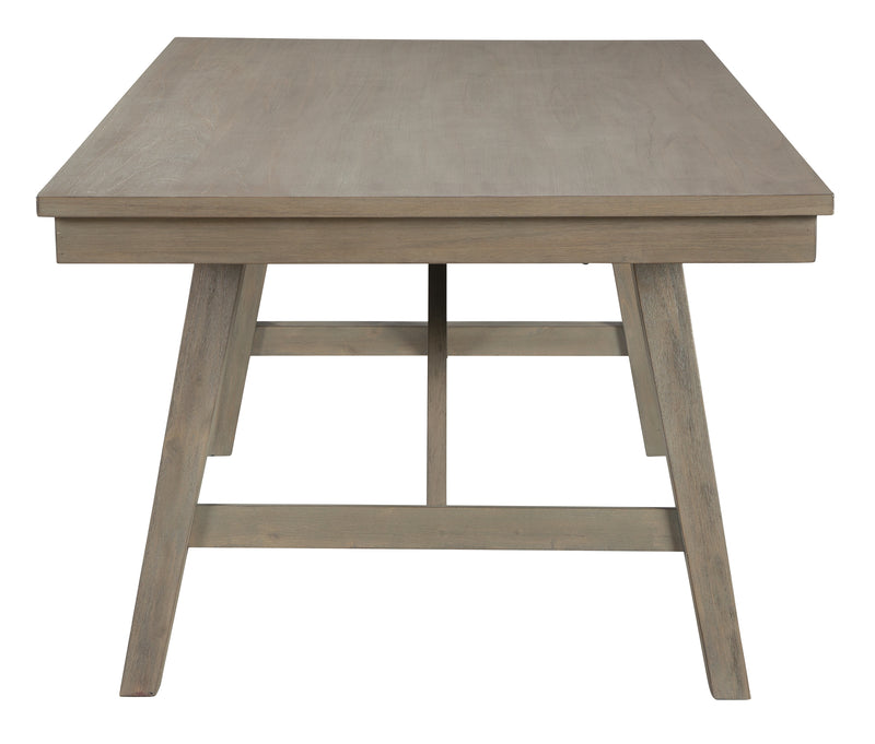 Aldwin Gray Dining Table - Best Discount