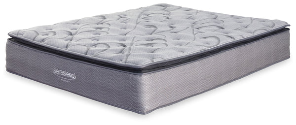 "Curacao Pillow Top 13"" Plush King Mattress - Best Discount"