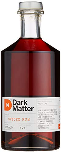 Dark Matter Spiced Rum, 70 cl