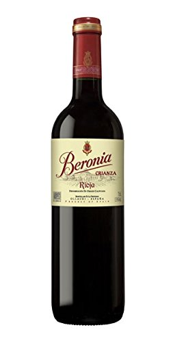 Beronia Crianza 2016 - 75cl
