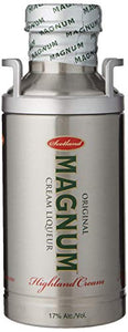Magnum 17 Percent Single Malt Cream Liqueur, 70 cl