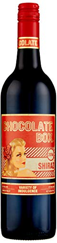 Rocland Estate Chocolate Box Dark Chocolate Shiraz 2017 Red Wine 75 cl