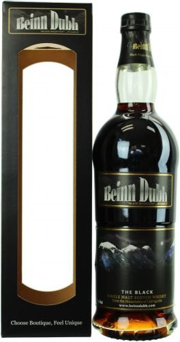 Beinn Dubh The Black Single Malt Whisky