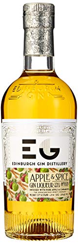 Edinburgh Gin Apple and Cinnamon Liqueur, 50 cl