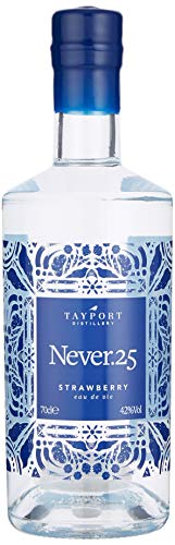 Never 25 Strawberry Eau De Vie, 70 cl