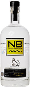 NB London Dry Citrus Vodka, 70 cl