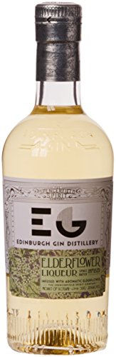 Edinburgh Gin Elderflower Liqueur, 50 cl