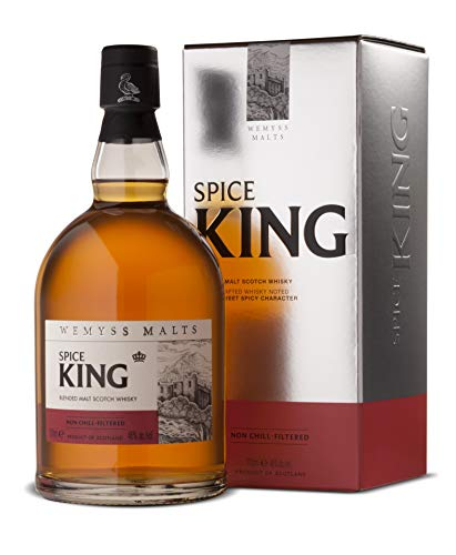 Wemyss Malts Spice King Blended Malt Scotch Whisky 70 cl