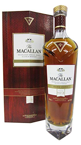 Macallan - Rare Cask Batch No. 3-2019 Release - Whisky