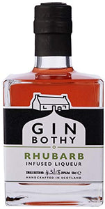Gin Bothy Rhubarb Infused Liqueur, 50 cl