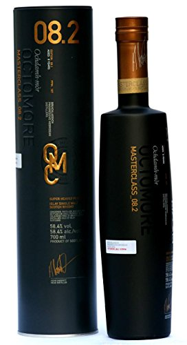 Octomore Masterclass_08.2 8 Year Old Single Malt Whisky
