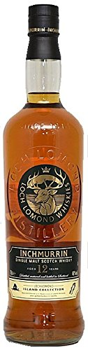 Loch Lomond Inchmurrin 12 Year Old Single Malt Scotch Whisky, 70 cl