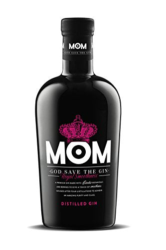 Mom God Save The Gin, 70 cl