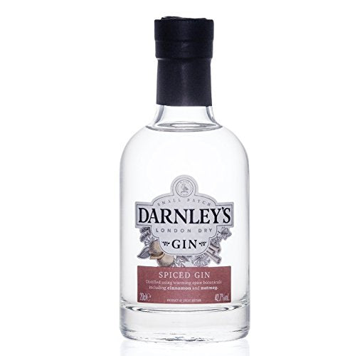 Darnley's Spiced Gin 42.7%, 20cl