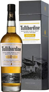 Tullibardine Sovereign Highland Single Malt Scotch Whisky, 70 cl