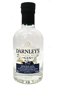 Darnley's Spiced Gin: Navy Strength Edition 57.1%, 20cl