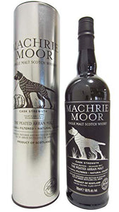 Arran Machrie Moor 2nd Edition Cask Strength Single Malt Scotch Whisky 70 cl