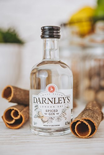Darnley's Spiced Gin 42.7%, 5cl