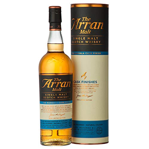 Arran Marsala Cask Finish Single Malt Whisky