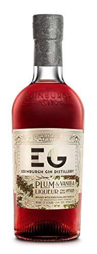Edinburgh Plum and Vanilla Gin, 50 cl