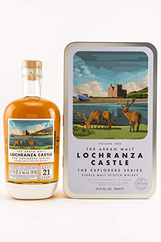 Arran 21 Year Old Lochranza Castle The Explorers Series #2