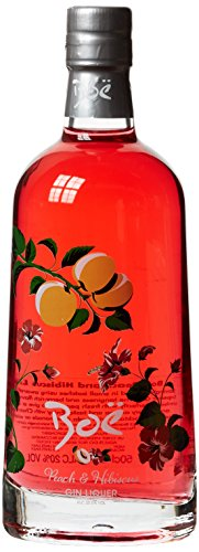 Boe Peach and Hibiscus Liqueur Gin, 50 cl